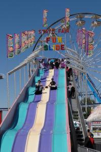 State Fair Fun Slide 1028