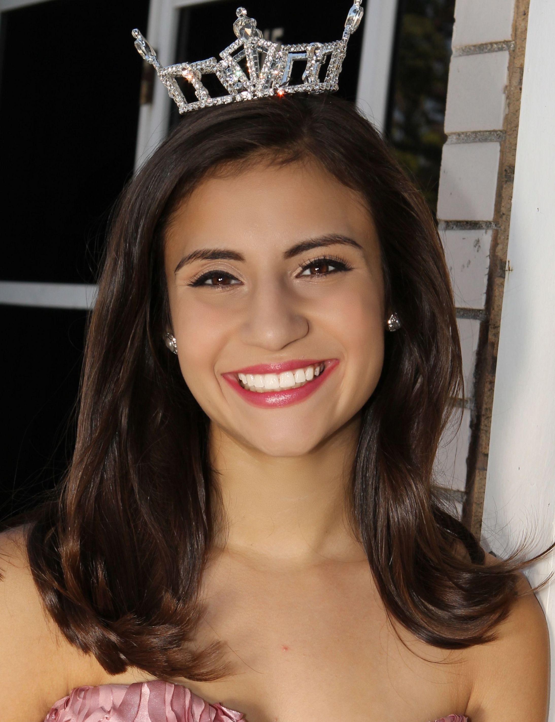 Karina Valdez Miss Teen Garden Grove