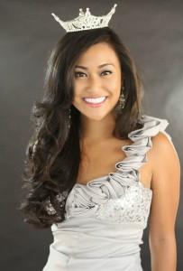 Missy Mendoza  Miss Garden Grove 2013