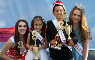 2014 Garden Grove Strawberry Festival Tiny Tots Contest Winners