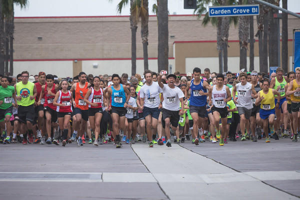 Garden Grove Strawberry Stomp 5K