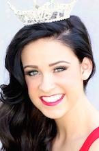 Shannon Galipault, 2015 Miss Garden Grove