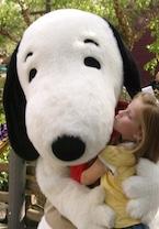 Snoopy Knott's Berry Farm