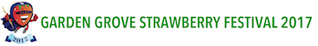 Strawberry Festival Sticky Logo