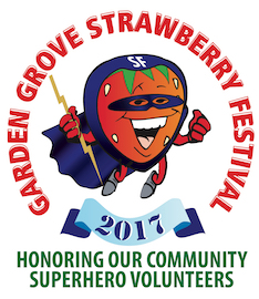Strawberry Festival Retina Logo