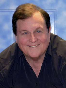 Burt Ward, grand marshall, Garden Grove Strawberry Festival