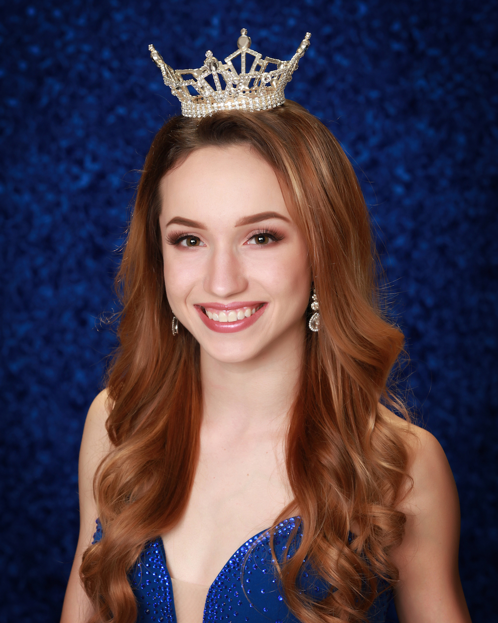 Jenna Tower – California Miss Outstanding Teen – Strawberry Festival