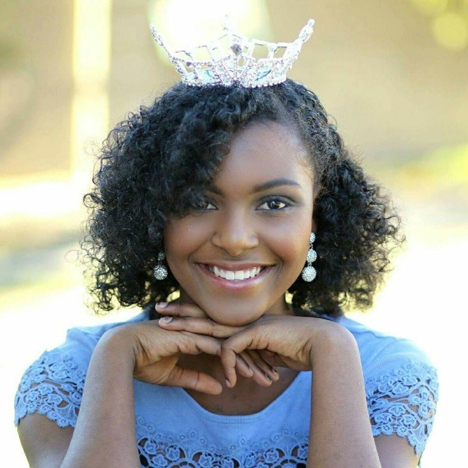 Hanna Archer, Garden Grove Miss Outstanding Teen