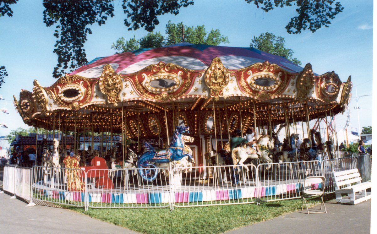 Spectacular Rides – Strawberry Festival