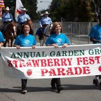 Strawberry Festival Parade