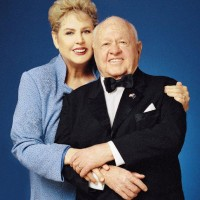 2007 – Mickey and Jan Rooney