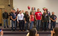 Veterans Honored at Festival