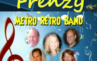 Frenzy - the band, at Garden Grove Strawberry Festival