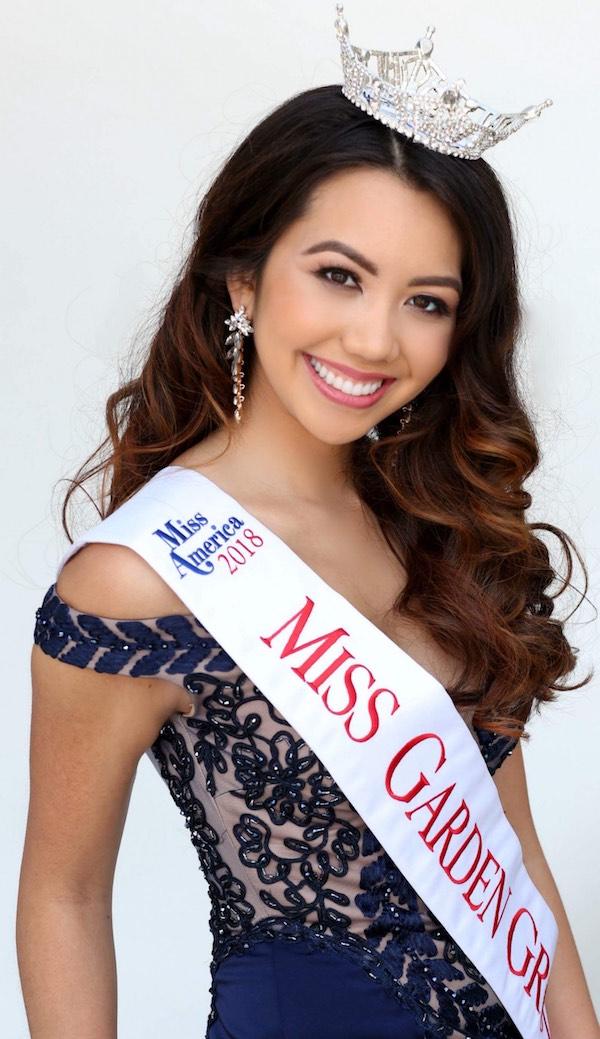 Miss Garden Grove Sarah Bui