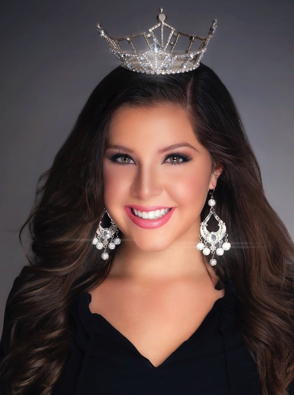 Kassidy Aslay - Miss Garden Grove Outstanding Teen 2019
