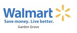 Walmart Garden Grove California